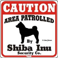 Shiba Inu Sign Best Price
