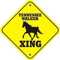 Tennessee Walking Horse Sign