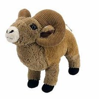Plush Animal: Big Horn Sheep