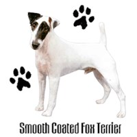 Smooth Fox Terrier T-Shirt - Styling With Paws