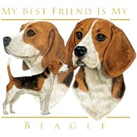 12694 Beagle Shirts