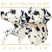 12709 Shirts: Dalmatian