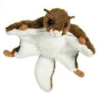 Squirrel Stuffed Animal
