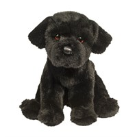 Black Lab Plush