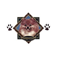 Pomeranian T-Shirt - Diamond Collection
