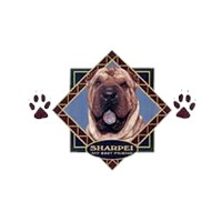 Shar Pei T-Shirt - Diamond Collection