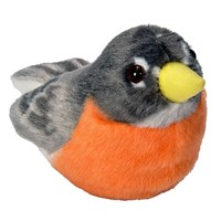 Robin Stuffed Animal