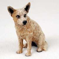 Australian Cattle Dog Figurine
