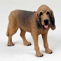 4771 Figurine: Bloodhound