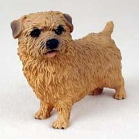 Norfolk Terrier Figurine