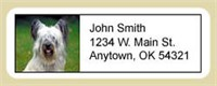 Skye Terrier Address Labels
