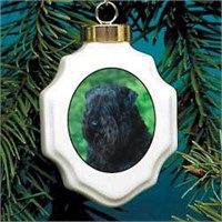 Bouvier des Flandres Christmas Ornament