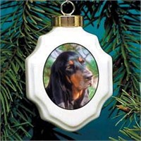 Coonhound Ornament
