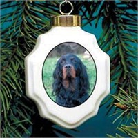 Gordon Setter Ornament