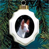 Ibizan Hound Ornament