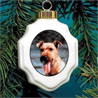 Irish Terrier Ornament