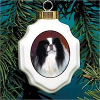 5440 Christmas Ornament: Japanese Chin
