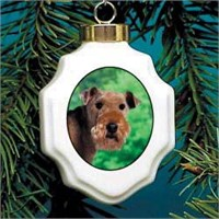 Lakeland Terrier Ornament