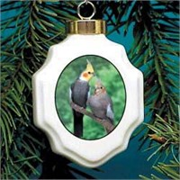 Cockatiel Ornament