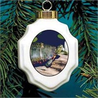 Turtle Christmas Ornament