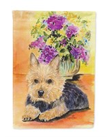 Norwich Terrier Flag