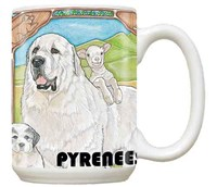 Great Pyrenees Mug