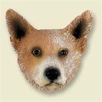 6158 Australian Cattle Dog Magnet