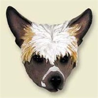 6188 Chinese Crested Magnet