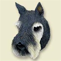 6256 Giant Schnauzer Magnet
