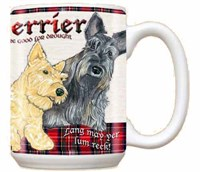 6588 Scottish Terrier Mug