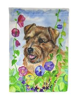 Norfolk Terrier Flag