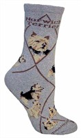 Norwich Terrier Socks