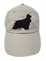 Black Cocker Spaniel Hat