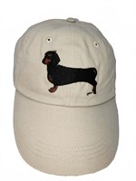 Black Dachshund Hat
