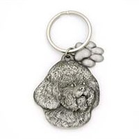 7627 Keychain: Bichon Frise