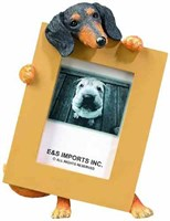 Dachshund Picture Frame