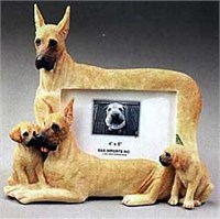 Great Dane Picture Frame