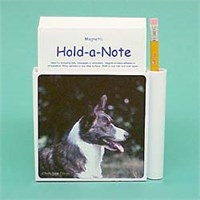 Corgi Hold-a-Note
