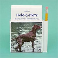 German Shorthaired Pointer Hold-a-Note