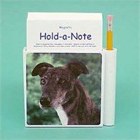 Greyhound Hold-a-Note
