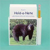Black Bear Hold-a-Note
