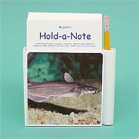 Catfish Note Holder