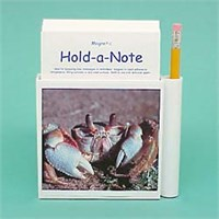 Crab Hold-a-Note