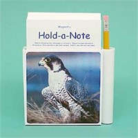 Falcon Note Holder
