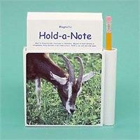 Hold-a-Note: Goat