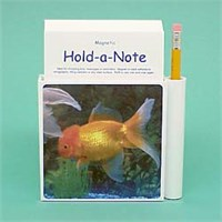 Goldfish Hold-a-Note