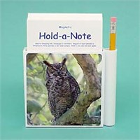 Owl Hold-a-Note