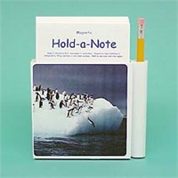 Penguin Note Holder
