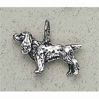 8174 Jewelry   Charm: Cocker Spaniel