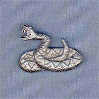 Snake Pin